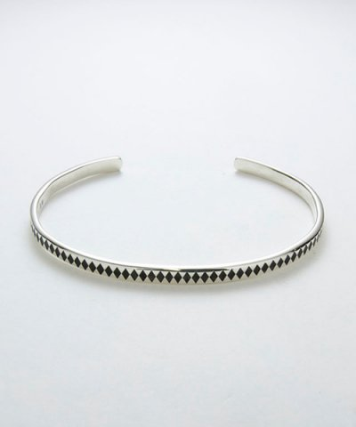 GARNI / Motley Bangle Silver Gold