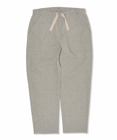 ANACHRONORM / KNIT LIKE JACQURD EASY PANTS