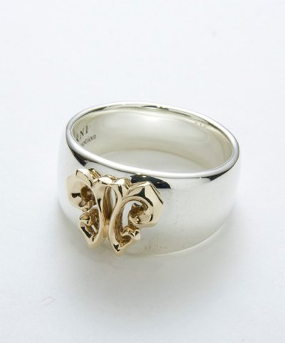 GARNI / Ivy Ornament Ring - Combi