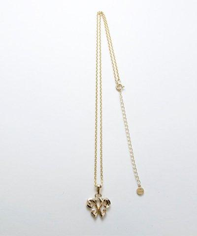 GARNI / K10 Ivy Ornament Pendant - L