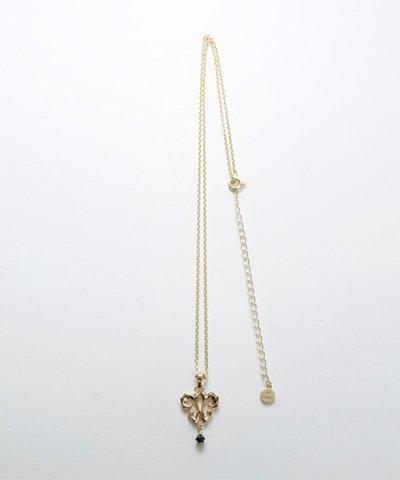 GARNI / K10 Ivy Ornament Pendant - S