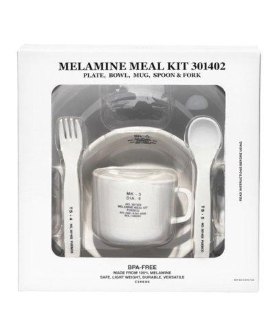 PUEBCO / MELAMINE MEAL KIT