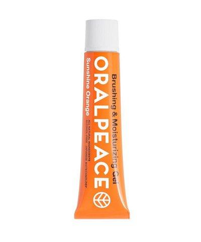 ORALPEACE / オーラルピース 歯みがき& 口腔ケアジェル サンシャインオレンジ