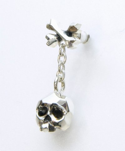 GARNI / J.B Skull & Cross Born Pierce
