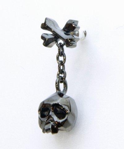 GARNI / J.B Skull & Cross Born Pierce