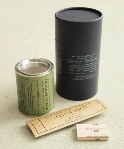 "CANDY DESIGN&WORKS / C.D.W. Incense Kit ""#04 Cypress flavor"""
