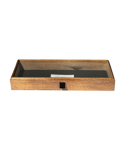 PUEBCO / WOODEN DISPLAY BOX Large