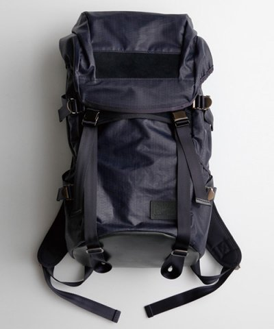 FDMTL / INDIGO BACKPACK by master-piece