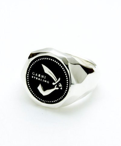 GARNI / J.B Coin Ring
