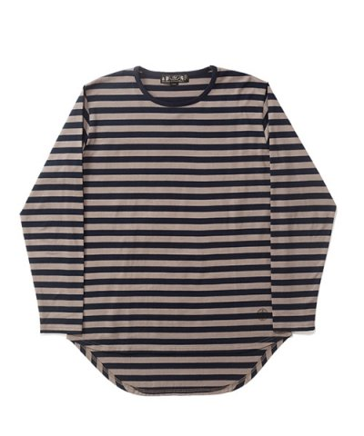 ANACHRONORM / DUCK TALE STRIPED TEE