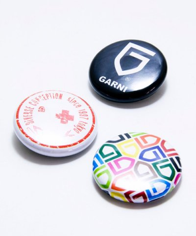GARNI / '16 Can Badge