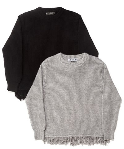 BAL / FRINGE SWEATER
