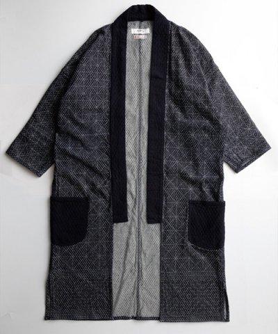 FDMTL / REFLECTIVE SASHIKO COAT