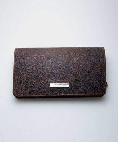 GARNI / '16 Vine Pattern Long Wallet
