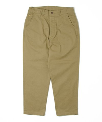 ANACHRONORM / CHINO TAPERED TROUSERS
