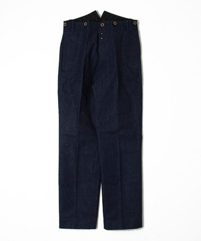 ANACHRONORM / DENIM WIDE TROUSERS