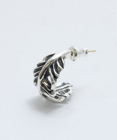 GARNI / Rag Feather Pierce