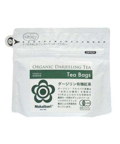 新世界生活良品 / マカイバリ ダージリン有機紅茶 (ティーバッグ)