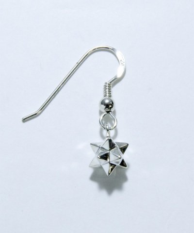 GARNI / Cubic Star Hook Pierce