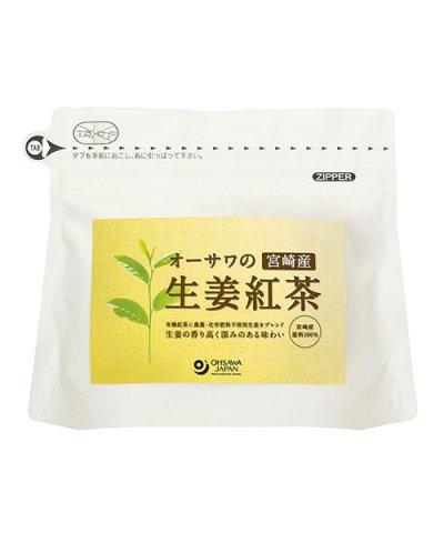 オーサワ / オーサワの生姜紅茶:ティーバッグ