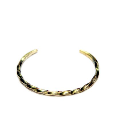 THE SUPERIOR LABOR / NARROW TWIST BANGLE
