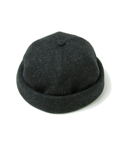 VOO / MELTON ROLL CAP