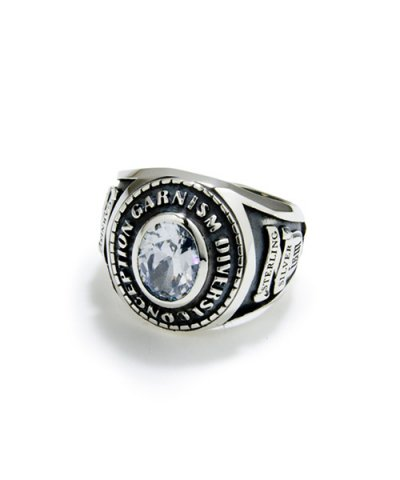 GARNI / Ism College Ring - S