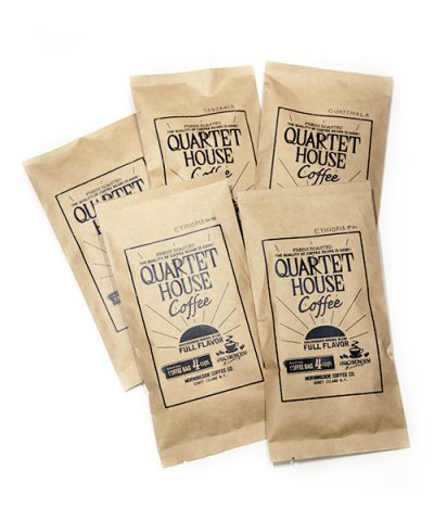 ANACHRONORM / QUARTET HOUSE COFFEE