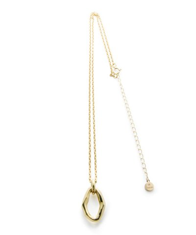 GARNI / K10 Crockery Ring Pendant-S