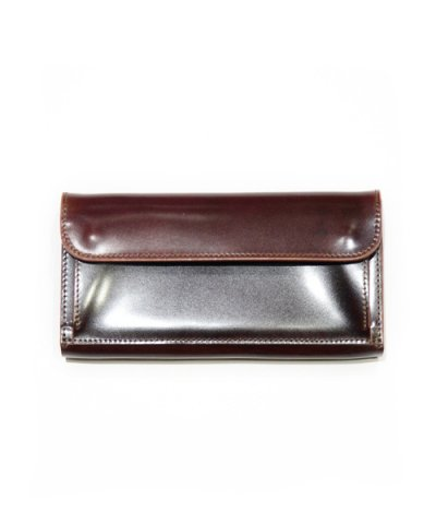 THE SUPERIOR LABOR / cordovan Long Wallet