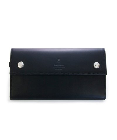 GARNI / Stamp Long Wallet
