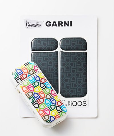 GARNI / G Pattern iQOS Sticker