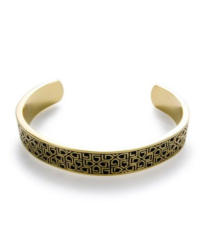 GARNI / K10 G Pattern Bangle