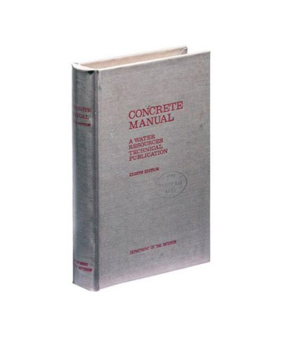 PUEBCO / EMPTY BOOK Concrete Manual GY