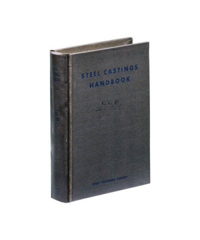 PUEBCO / EMPTY BOOK Steel Castings