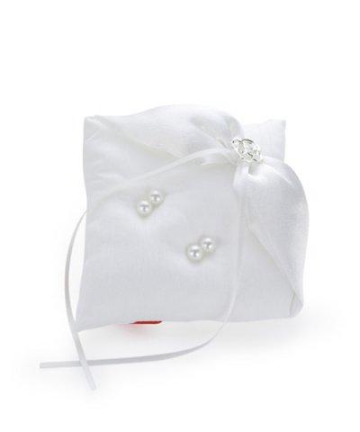 GARNI / Love Ring Pillow - Rose
