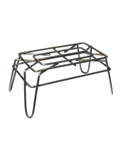 PUEBCO / WIRE STEP STOOL