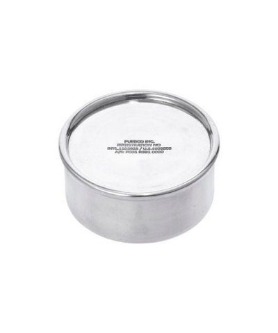 PUEBCO / ROUND CANISTER