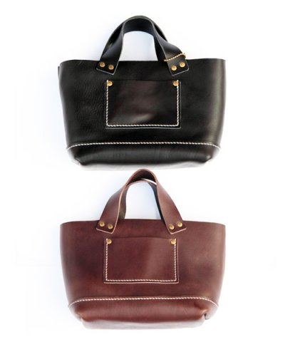 THE SUPERIOR LABOR / Leather Engineer Bag Petite