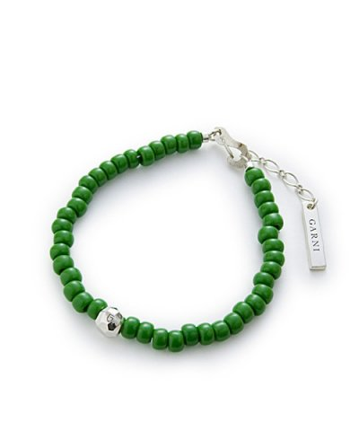 GARNI / GARNI×TeaRs Of swAn:8 Color Bracelet / GREEN