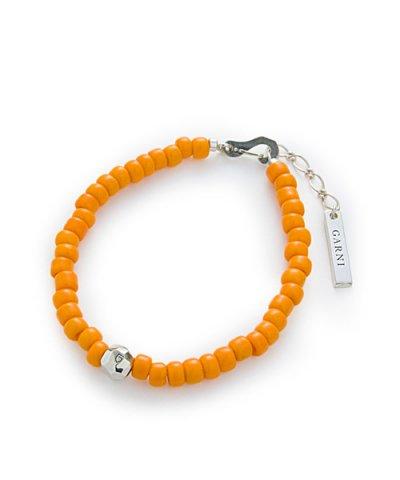 GARNI / GARNI×TeaRs Of swAn:8 Color Bracelet / ORANGE