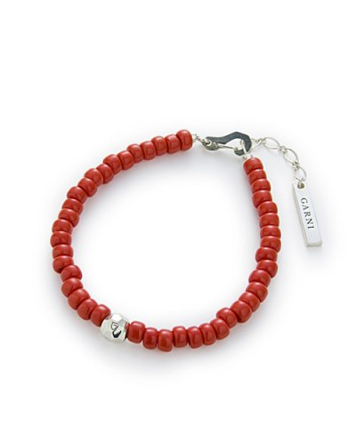 GARNI / GARNI×TeaRs Of swAn:8 Color Bracelet / RED