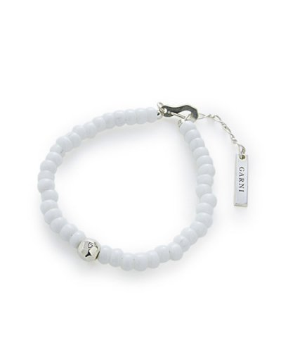 GARNI / GARNI×TeaRs Of swAn:8 Color Bracelet / WHITE