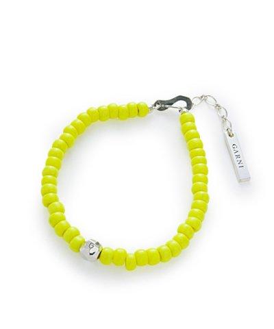 GARNI / GARNI×TeaRs Of swAn:8 Color Bracelet / YELLOW