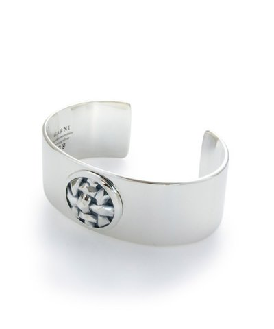 GARNI / Woven Dome Bangle