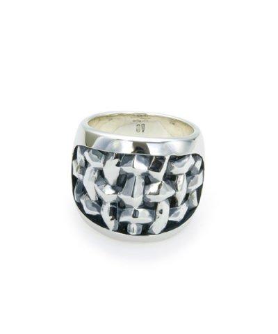 GARNI / Woven Oval Ring