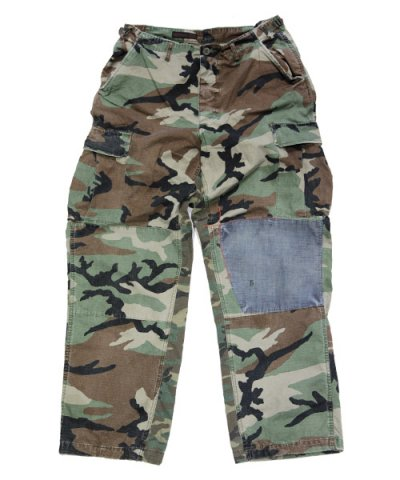 ANACHRONORM / CUSTOMIZED FIELD PANT