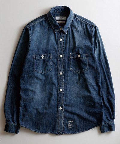 FDMTL / DENIM SHIRT 2YR WASH