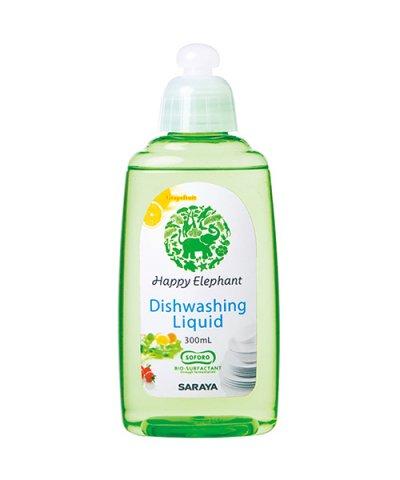 ハッピーエレファント / ハッピーエレファント食器用洗剤:リフレッシュシトラス