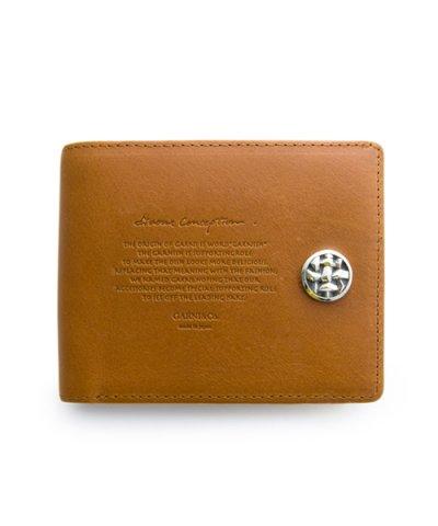 GARNI / Woven Stamp Fold Wallet